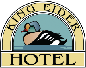 King Eider Hotel logo 300x238 - Lodging and Meals